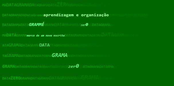 Datagramazero: um presente