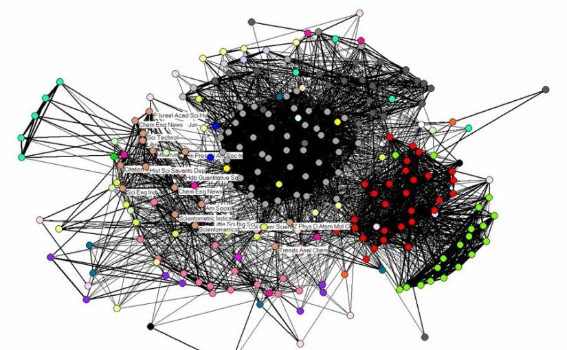 Qual é a diferença entre bibliometria, cientometria, infometria, webmetria e altmetria?