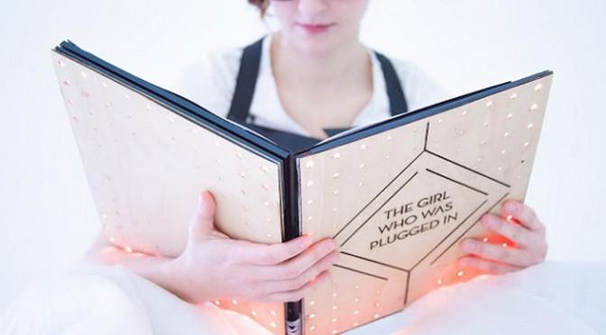 Livro que veste permite experimentar emoções do seu personagem favorito
