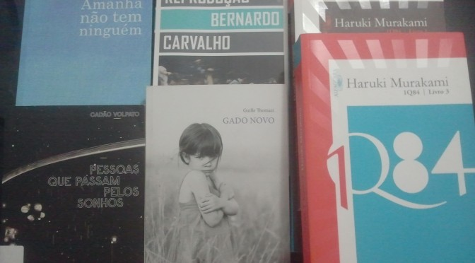 Os melhores livros de literatura de 2013