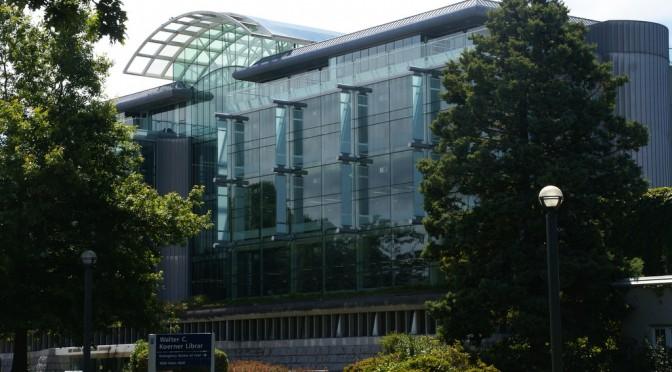 Mestrado de biblioteconomia e ciência da informação no Canadá