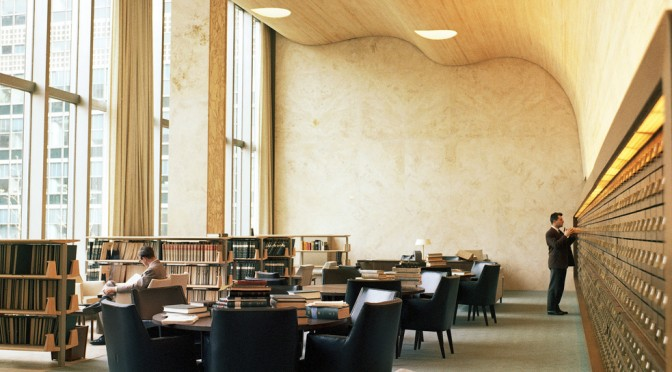 O que trabalhar na biblioteca da ONU me ensinou