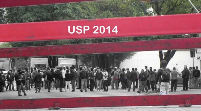 USP, greve e bibliotecários