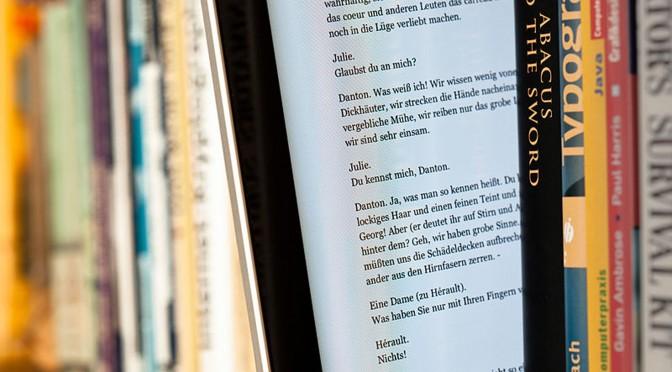 Mensagem da Amazon para leitores e autores, contra a editora Hachette: disputa sobre o preço de ebooks
