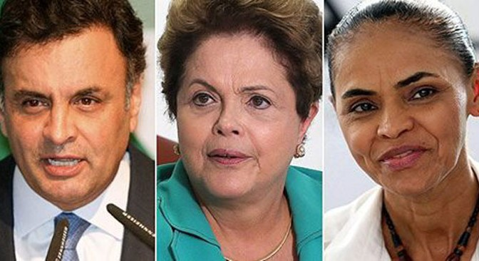 Bibliotecas nas propostas de governo dos candidatos à presidência nas eleições de 2014