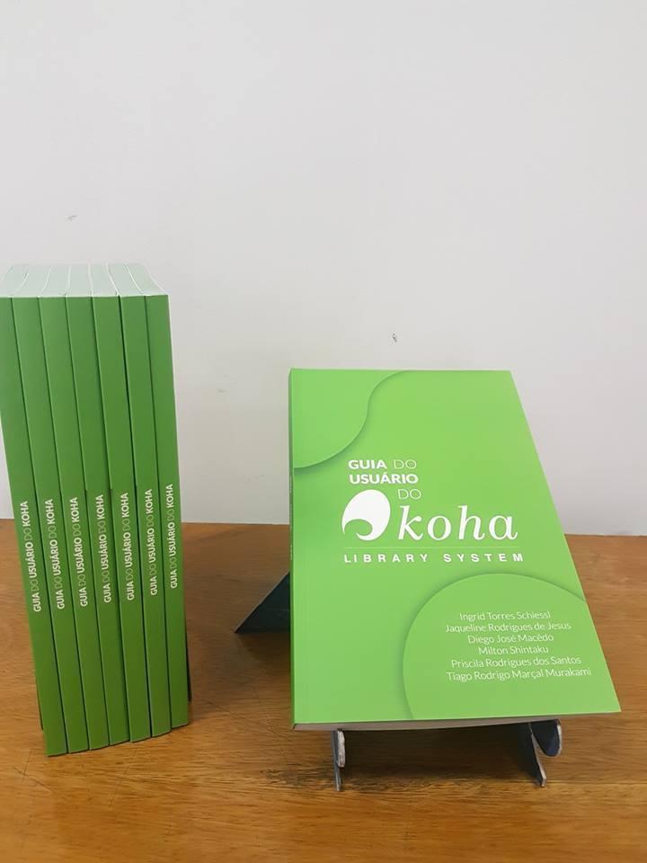 Guia do usuário do Koha